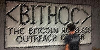 Bitcoin ayuda a las personas sin hogar