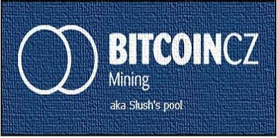 BitcoinCZ, Slush mina su primer bloque
