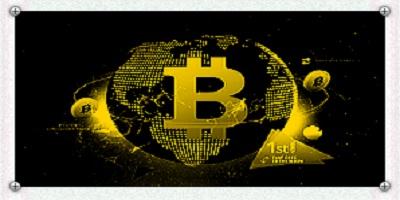 Día reducido del Bitcoin