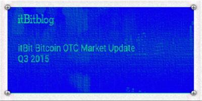 El comercio más grande se produce en bitcoin-otc