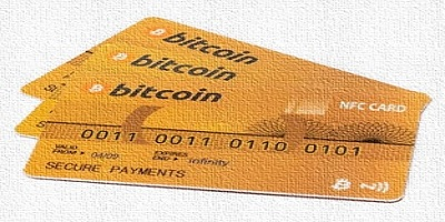 Primera transacción de Bitcoin a través de NFC