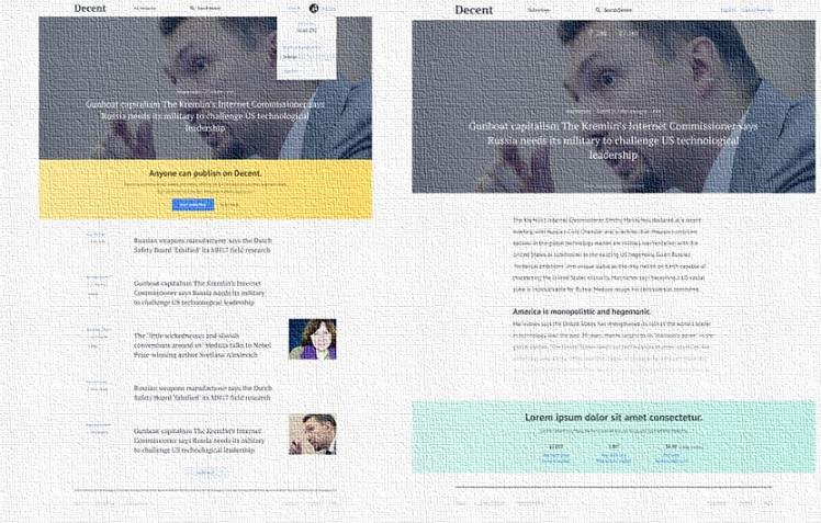 blog decent