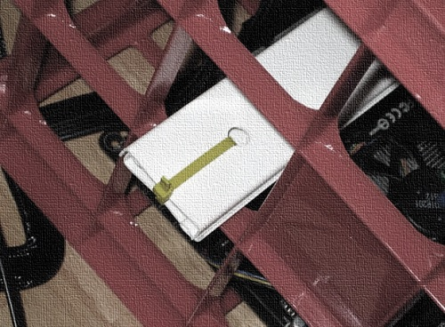 enlazar cables a la abrazadera para rig de mineria