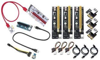 Cable adaptador riser para GPU