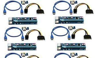 RISER VER006 6 PCI-EXPRESS 16x – 1x