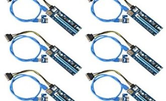 RISER VER007 6 PCI-EXPRESS 16x – 1x