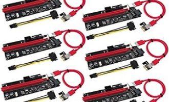 RISER VER009S 6 PCI-EXPRESS 16x – 1x