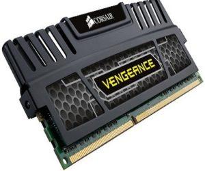 Corsair Vengeance 4GB 1600MHz axial