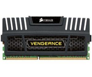 Corsair Vengeance 4GB 1600MHz frontal