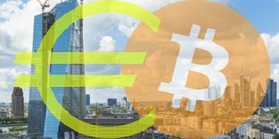 Bitcoin traspasa la paridad con el Euro